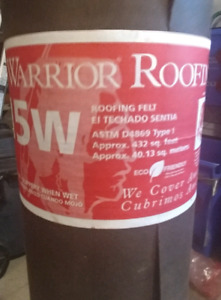 Warrior Roofing 15W Roofing Felt