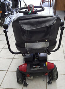 DV Scooters Has A Go-Go® Elite Traveller Plus like new Kitchener / Waterloo Kitchener Area image 3