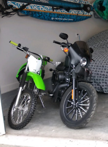 2016 klx 140l. Awesome Christmas present