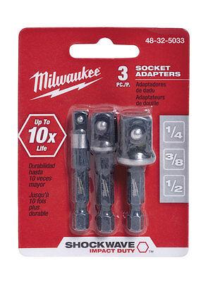 shockwave hex socket adapters 1
