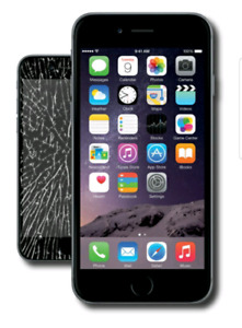 iPhone 6s Screen Replacement $75 / 1Hr Service