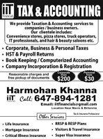 TAX & ACCOUNTING & BUSINESS SET UP
