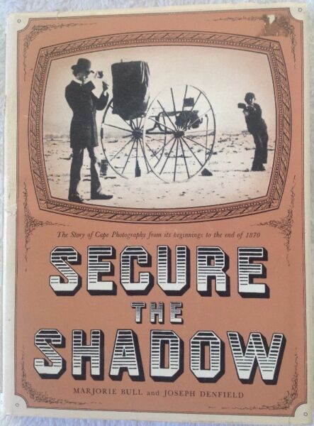 Secure the shadow marjorie bull and joseph denfield hard cover secure the shadow marjorie bull and joseph denfield hard cover fandeluxe Images