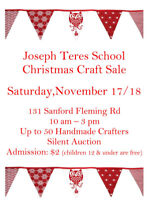 Looking for handmade crafters!! November 17th