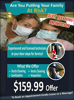 Air Duct Cleaning (Limited Time Offer)