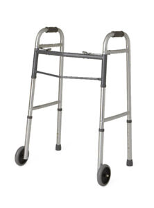 Guardian Signature light walker, foldable, with 2 wheels