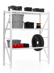 Heavy Duty Warehouse/Garage Steel Shelving/Shelves FREE DELIVERY