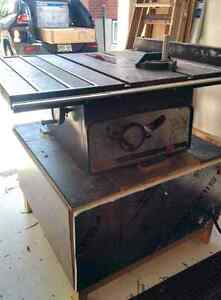 "10"" Table Saw $200/OBO"