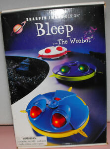 VINTAGE BLEEP THE WEEBOT