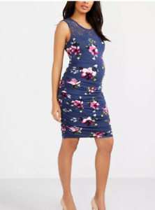 Floral Size Small Thyme Maternity Dress
