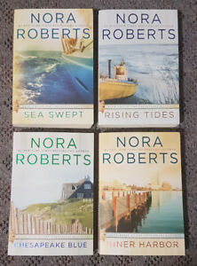 New Nora Roberts Novels for $7 each.