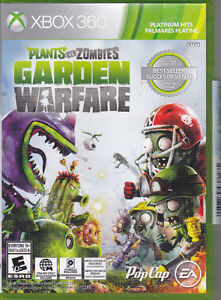Jeu Garden Warfare/Garden Warfare Game
