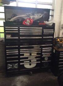 Mac Tools Black Tool Box