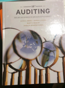Auditing: The Art and Science of Assurance Engagement