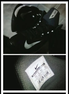 Nike shoes and diesel shoes