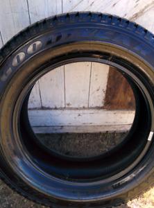 4 Goodyear Tires 265/60R20