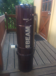 BEAM Central Vacuum (model 355) with accessories