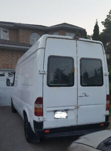2004 Dodge Sprinter  AS  IS