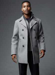 Brand new with tag Double Breasted Pea Coat