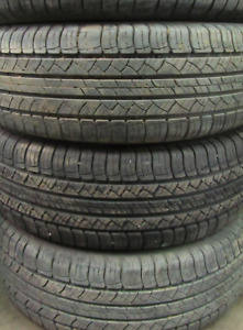 Good Used Tires 225/65/17 75-85% tread—FOUR TIRES