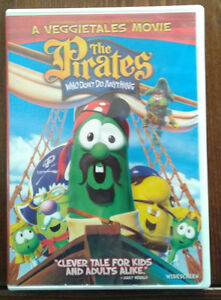 A Veggietales Movie Children's DVD. London Ontario image 1