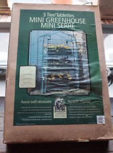Mini Greenhouse For Sale Indoor/Outdoor - NEW