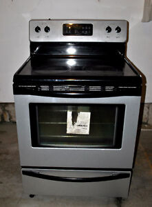 Electric Frigidaire stove