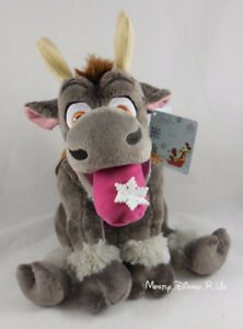 "***BRAND NEW - Disney Frozen ""Sven"" Holiday Plush Toy***"