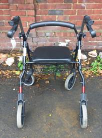 nrs healthcare mobility care aluminium rollator