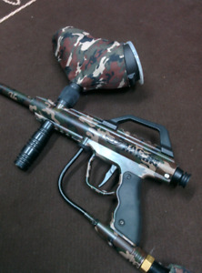 JT Tac-5M Recon. Paintball gun