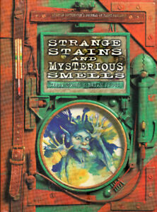 JOURNAL OF FAERY RESEARCH: Strange Stains and Mysterious Smells