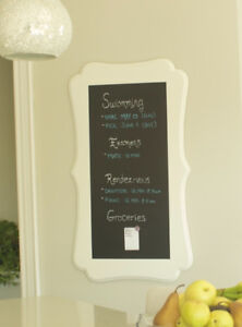 Magnetic and Non Porous Blackboard - Whimsical profile