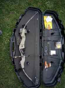Woman's or Jr (teen) proline compound bow.