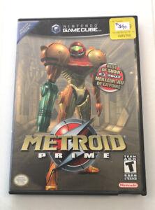 Nintendo GameCube Metroid Prime