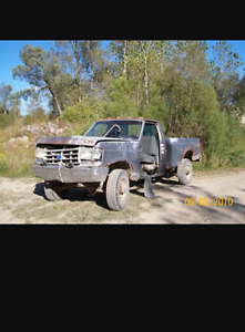 Looking for a farm truck