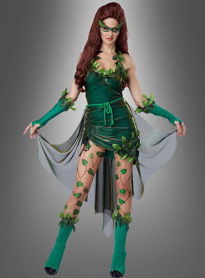 aldelfe Damenkostüm Karneval Verkleidung als Elfe (Elf Kostüm Damen)