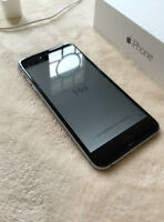 Factory unlocked iPhone 6 Plus 64gb Space Gray