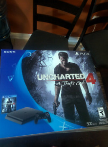 Brand new playstation PS4 Slim 500Gb -$320.