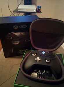 Used only 3-4 hours, ELITE XBOX ONE CONTROLLER