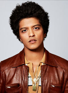 BRUNO MARS – Vancouver - Wed, July 26- Pair in Sect 109, Row 12!