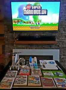 PERFECT NINTENDO Wii PACKAGE / SUPER ENSEMBLE Wii