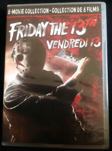 Friday The 13th The Ultimate Collection DVD