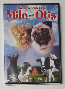 The Adventures Of Milo and Otis - DVD - In Original Wrap