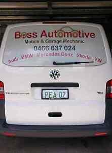 Boss Automotive - German Car Specialist Petrie Pine Rivers Area Preview