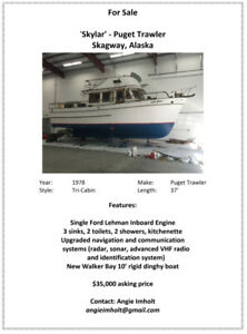 Buy or Sell Used and New Power Boats & Motor Boats in Yukon
