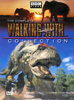 BBC Complete Walking With collection (Dinos, Allosaurus, Bêtes)