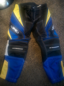 Boy's Motocross dirt bike pants