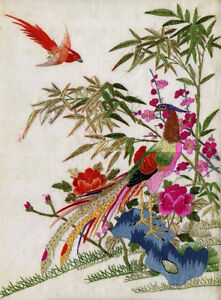 Broderies Asiatique - Asian embroideries