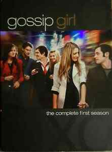 Gossip Girl Season 1-6 on DVD
