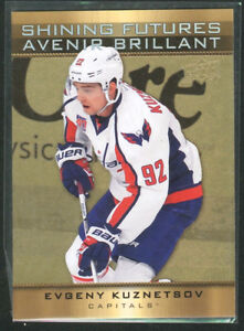 2015-16 Upper Deck Tim Hortons Shining Futures Kuznetsov